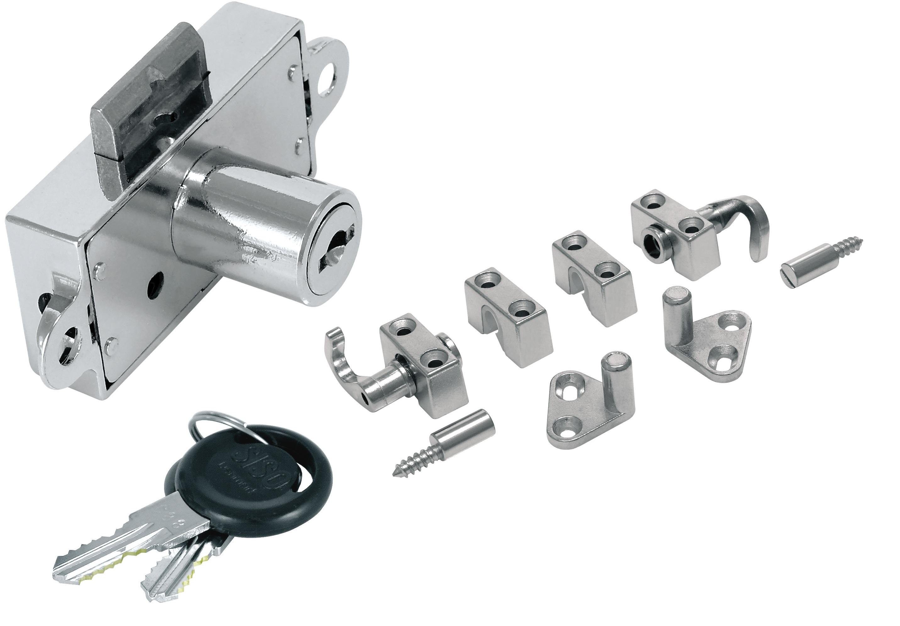 Rectangular Espagnolette Lock Espagnolette Locks