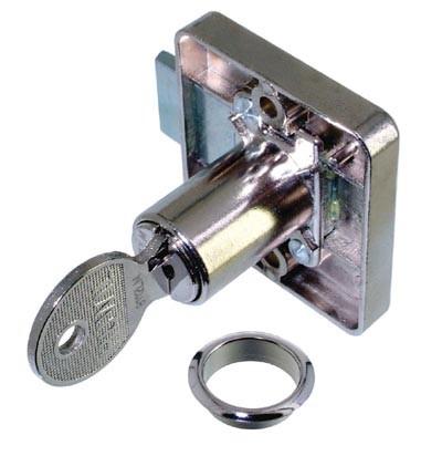 Cupboard Lock Locks Unico Components