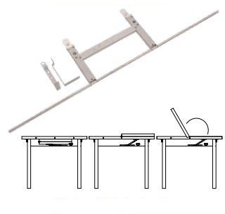 Folding Leaf Table Mechanism Folding Leaf Table Mechanism Unico