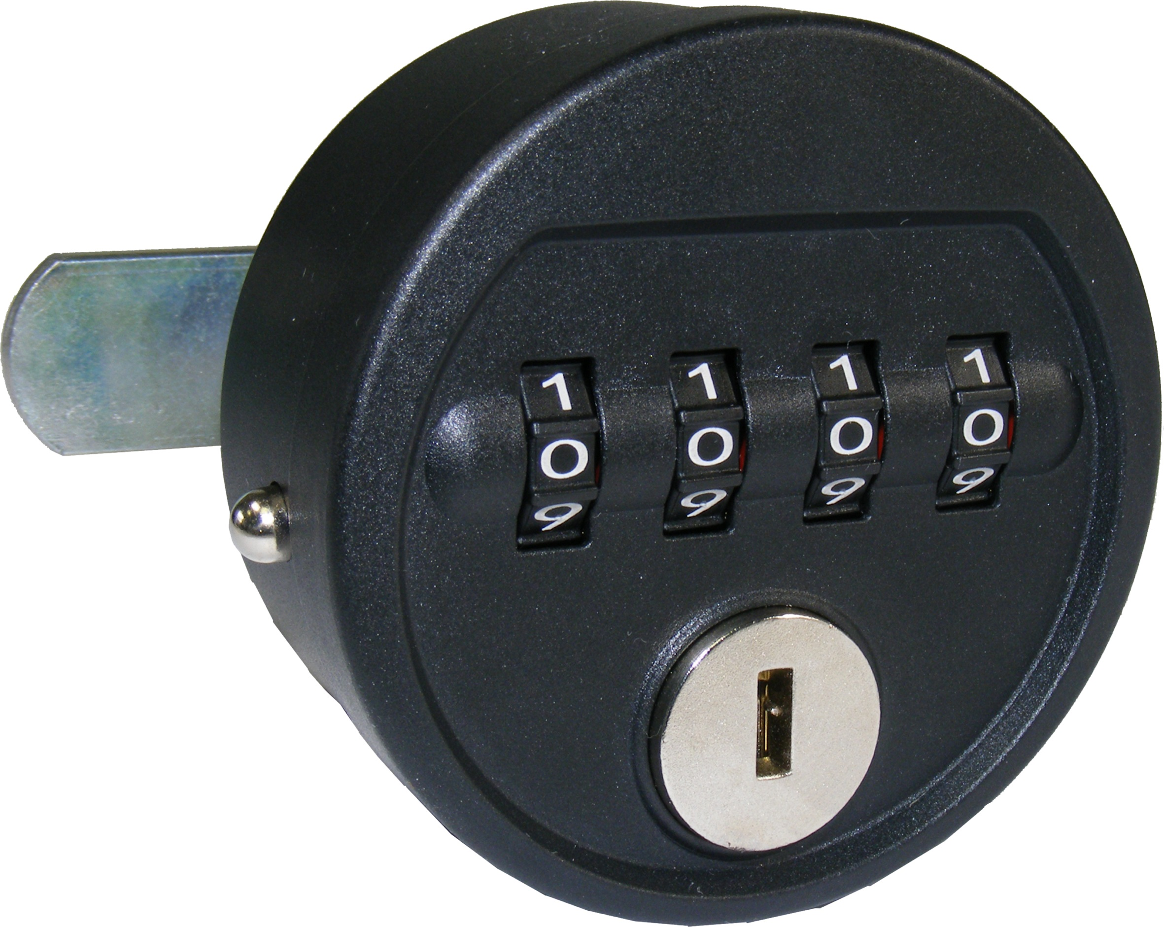 Ml Dl60 Round Combination Lock Code Locks Unico Components