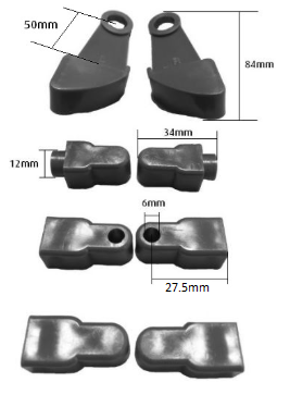 Gravity Catch Drop Side Cot Fittings Cot Fittings